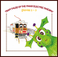 Image of Tram Tales CD cover