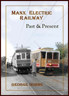 Manx Electric Railway book jacket