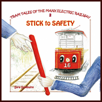 Image of stick to safety book cover