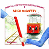 Image of stick ti safety book cover