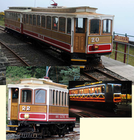 photos from Stops along the manx electric railway