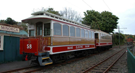 Images from Stops along the manx electric railway